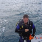 diving with Jazz charters