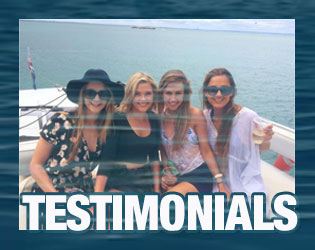read testimonials from previous guests