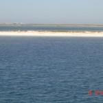 beach views with Jazz charters