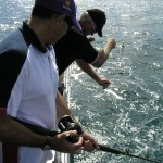 fishing with Jazz charters